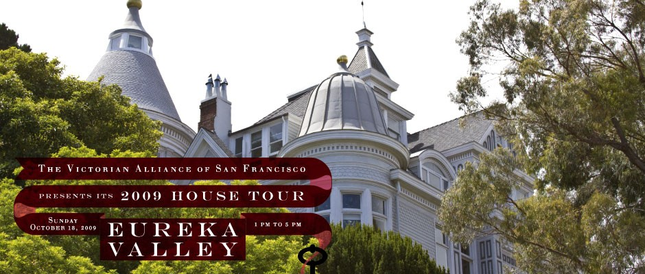 The victorian alliance of san francisco house tours for San francisco mansion tour